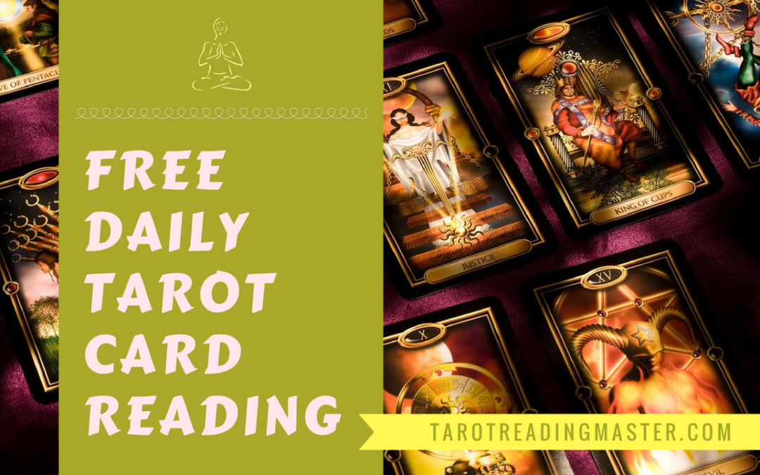 Free Daily Tarot Card Reading