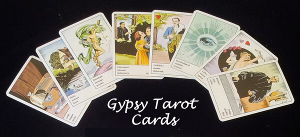 Gypsy Tarot Cards