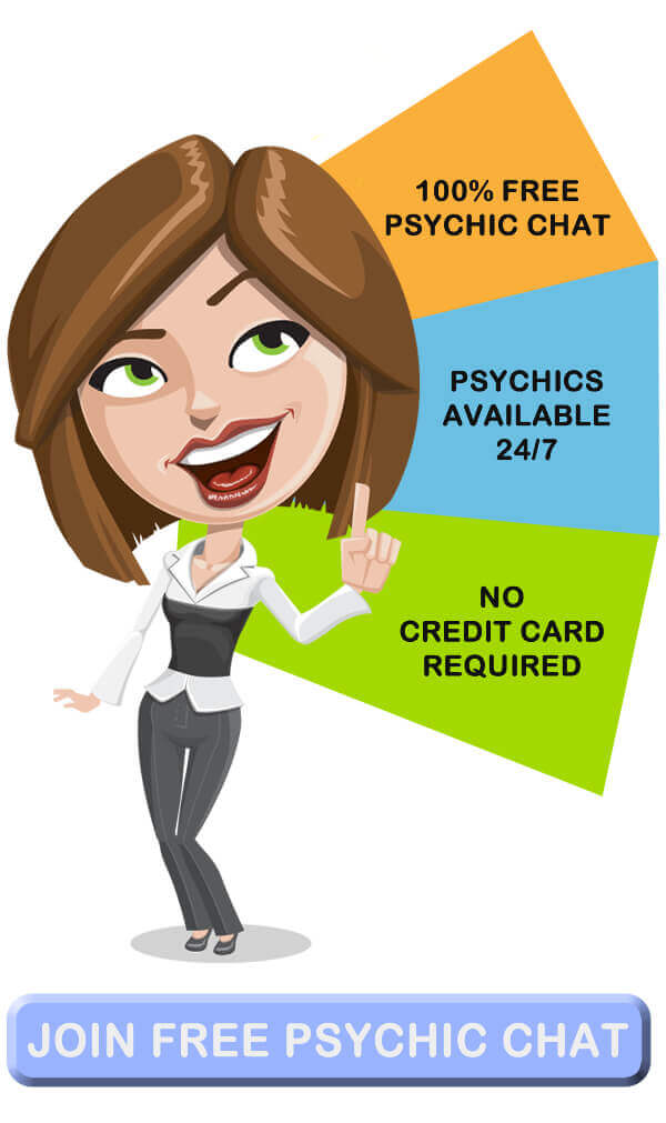 Join 100% Free Psychic Chat And Get Absolutely Free Psychic Reading