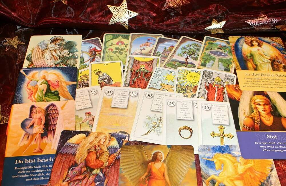Meaning of Major Arcana Tarot Cards