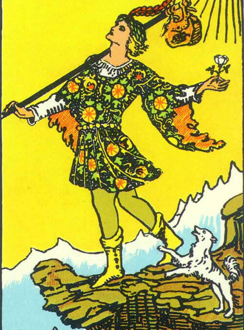 Connect with Tarot Cards – The Fool Tarot Card – Part 2